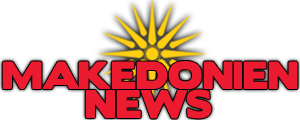 Mazedonien News Logo